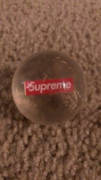 Supreme ball decently used Falls Church, 22041