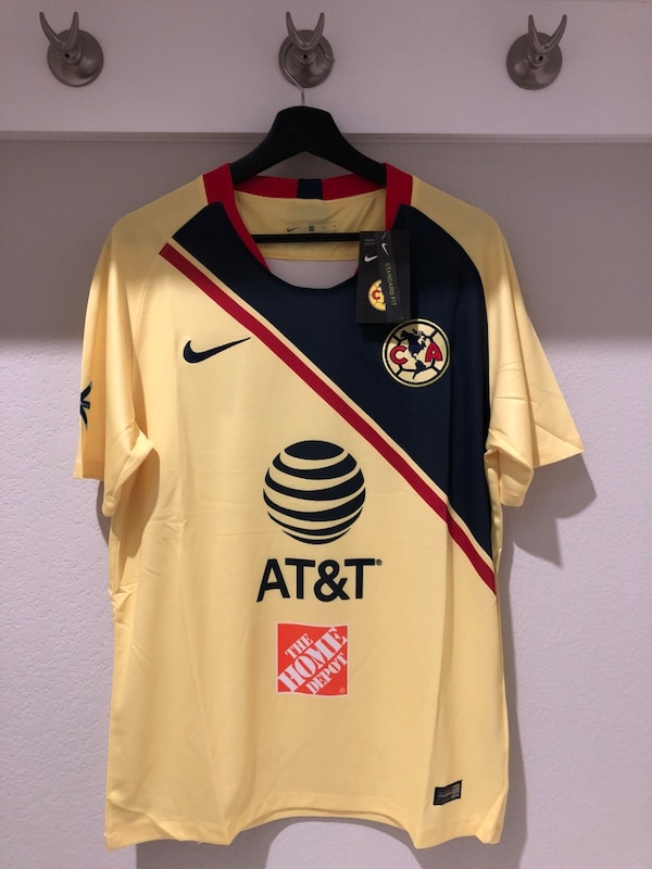 a9b92db8564 Used Club America home and Away Jersey for sale in Frisco - letgo