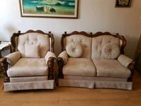 Italian loveseat and rocking chair Pointe-Claire, H9R 4W3