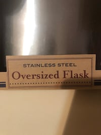 Flask, Stainless Steel Midwest City, 73110