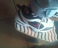white-and-black Nike running shoes Annandale, 22003
