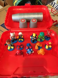 Marvel: Memory Match-up game ... great for kids who loves super heroes Plattsburgh town, 12901
