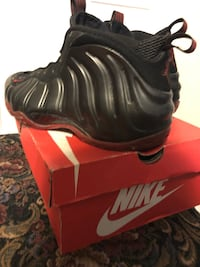 "Nike Foamposite ""cough drops"" size 11 Walkersville, 21793"