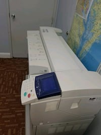white and blue HP desktop printer Gaithersburg, 20879