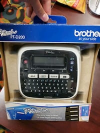 Brother P-Touch PT-D200 Label Maker Toronto