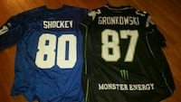 Gronkowski monster and shockey Giants  Allentown, 18104