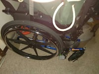 black and blue wheelchair Cheney, 99004