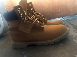 Timberlands boots size 10