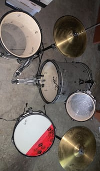 First act drum kit