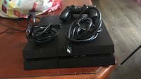 black Sony PS4 console with controller Austell, 30168