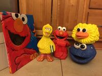 Sesame Street Patty decor  Indio, 92201