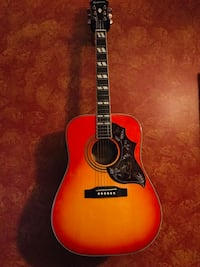 Epiphone Hummingbird Pro acoustic/electric. Carroll Valley, 17320