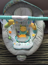 Taggies Baby Bouncer  THORNHILL