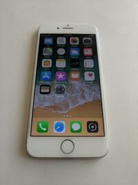 iPhone 6 Plus Silver Excellent Condition