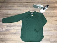 Hurricanes sweater and Reebok shoes Palmdale, 93550