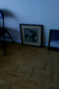 two brown wooden framed wall decors Toronto, M3J 1V6