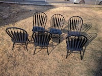Really awesome oak chairs Washington, 20012