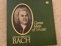 J.S. Bach Vinyl Collection Alexandria, 22314