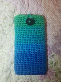 Handmade cell phone cover