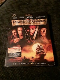 Pirates of the Caribbean the curse of the black pearl 2-disc collector Temple Hills, 20748
