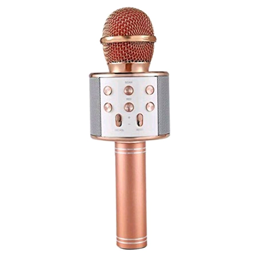 Brand New Karaoke Mic Built-in wireless Speaker