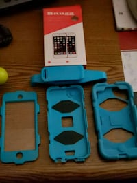 Ipod touch 5G flip case