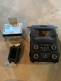 Factory radio for 2009 to 2013 F150 with Sync