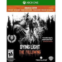 Dying Light Enhanced Edition Laval, H7X 3K6