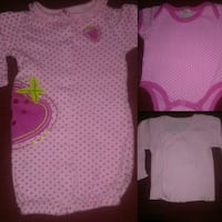 Newborn onesies $1 or throw an offer! Tacoma, 98405