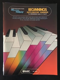 Piano Books (Beginners Level) Annandale, 22003