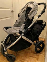 Britax b ready double stroller+ Rain cover New York, 10128