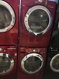 Maytag front load washer and dryer set in excellent condition  Baltimore, 21223