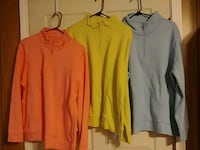 two yellow and gray polo shirts Rogersville, 37857