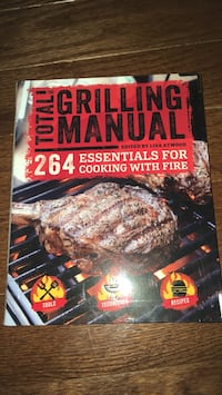 grilling manual cook book Brampton