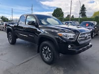 2016 Toyota Tacoma 4WD Access Cab V6 TRD OFF Road Manual Burnaby