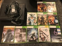 Xbox 360 game case lot 622 km