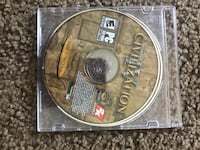The Last of Us PS3 game disc Cathedral City, 92234
