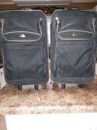 Samsonite rolling luggage