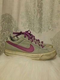 grey/purple Nike size 8 Orange, 92867