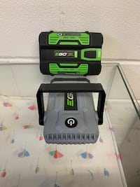 Ego 56vt battery and inverter charger brand