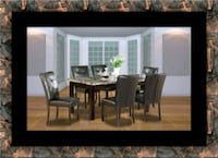 5pc dining table set with 4 chairs Falls Church, 22041