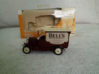 """Liedo Collectibles Die-Cast """"The Whisky Trail"""" Bell's Delivery Truck"""