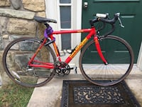 Red cannondale road bicycle Germantown, 20874