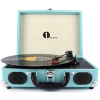 PORTABLE STEREO TURNTABLE Kitchener