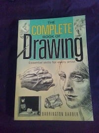 The Complete Book of Drawing by Barrington Barber Independence, 64055