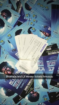 Blueface & Lil Mosey tickets for the palladium Boylston, 01505