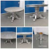 Wooden Round Table w/ Extension  Hyattsville, 20781