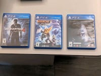 PS4 games Waterloo, N2L 2C3