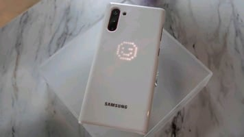 Sealed original Samsung OEM LED Case For Samsung Galaxy Note 10.
