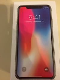 Space gray iphone x  Crystal Lake, 60014
